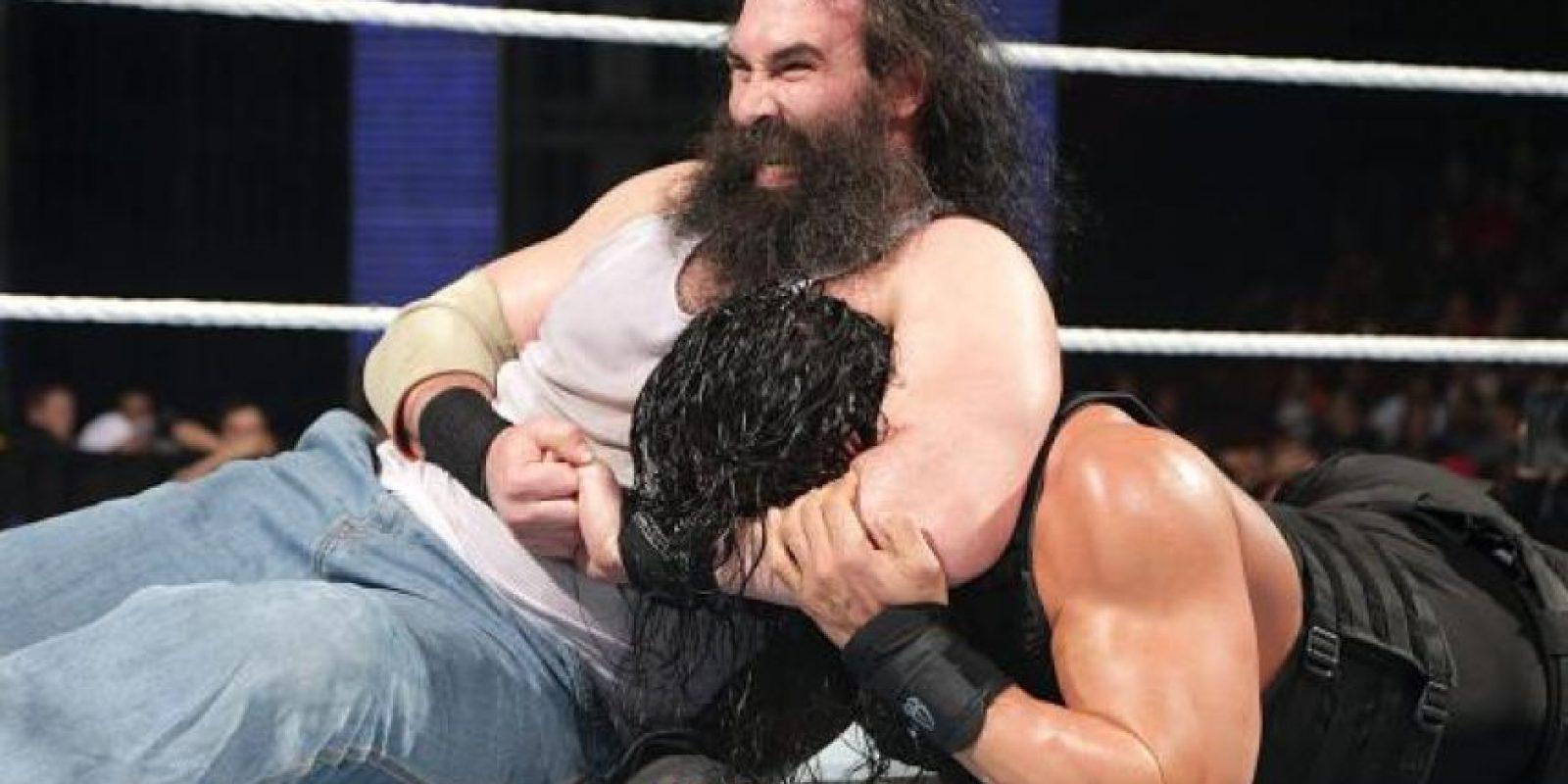 Es ex miembro de la Familia Wyatt Foto:WWE