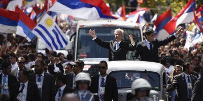 Tabaré, el sucesor de José Mujica. Foto:AP