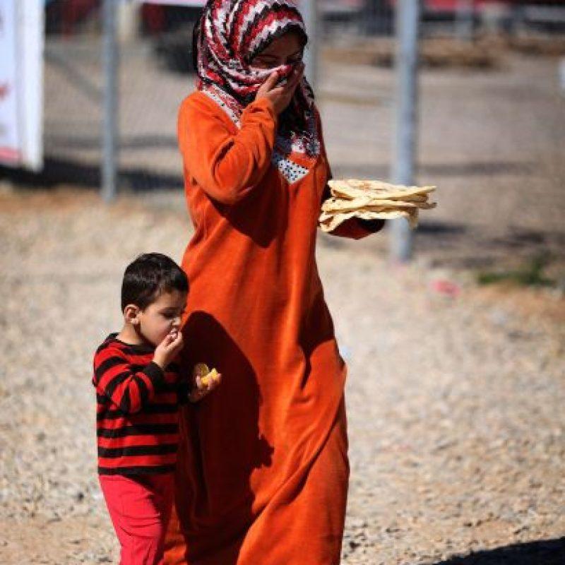 2. Esta es una organización no gubernamental que los ayuda a los homosexuales que escapan de Siria. Foto:AFP