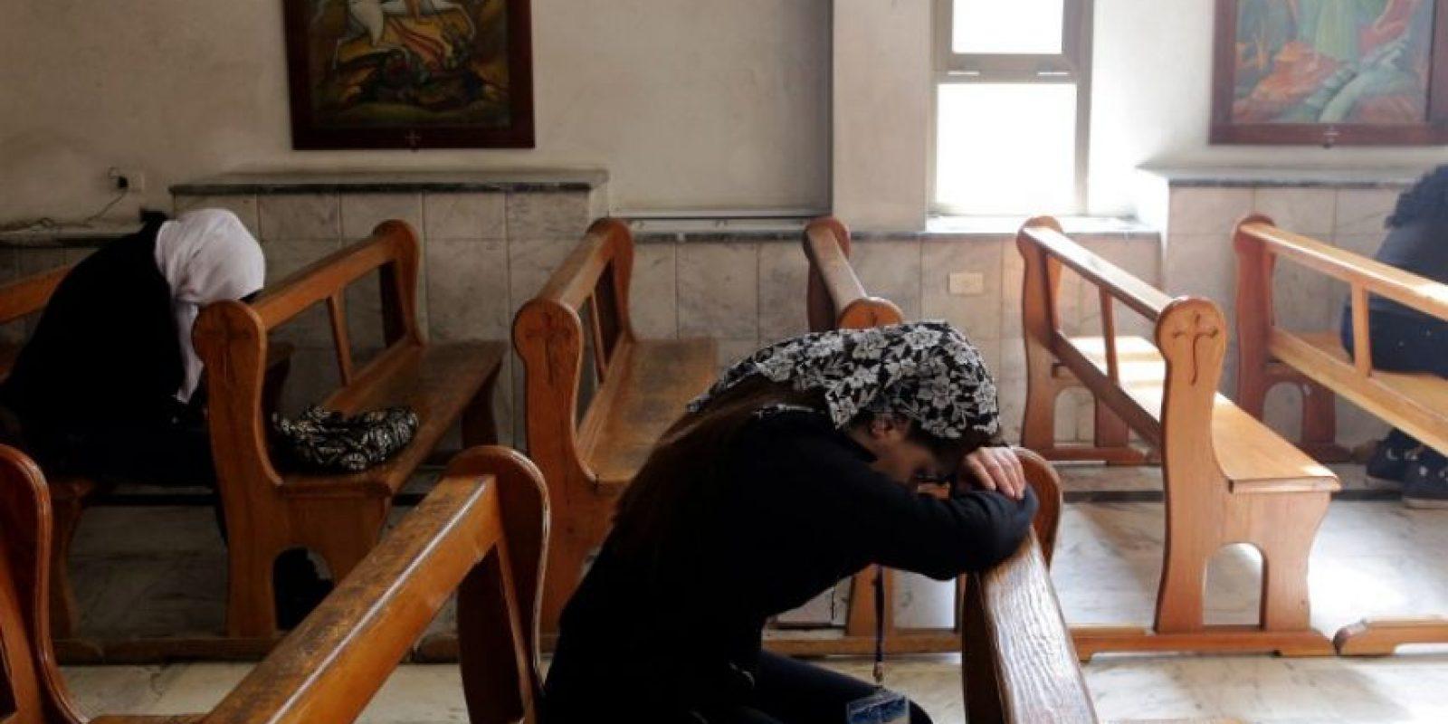 """5. """"Es posible comprar, vender y regalar prisioneras"""" Foto:AFP"""