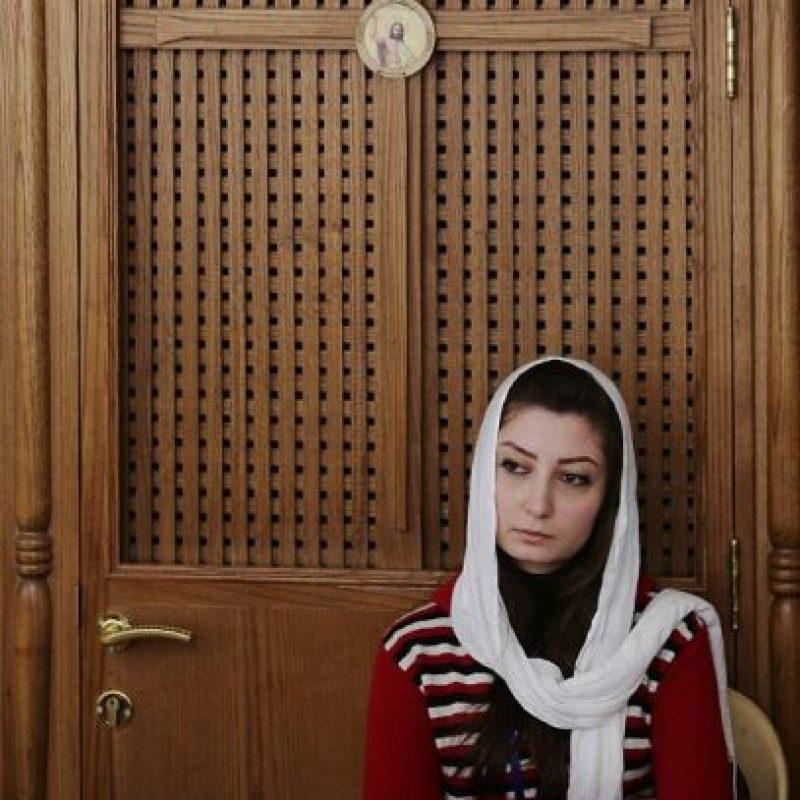 """4. """"Está prohibido tener relaciones sexuales con la prisionera de otro hombre, a menos que ambos lleguen a un acuerdo"""" Foto:AFP"""