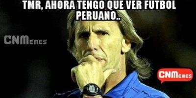 Memes y tuits del nuevo técnico de la Selección de Perú