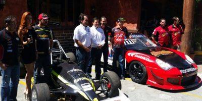 Todo listo para el Campeonato Nacional de Automovilismo 2015