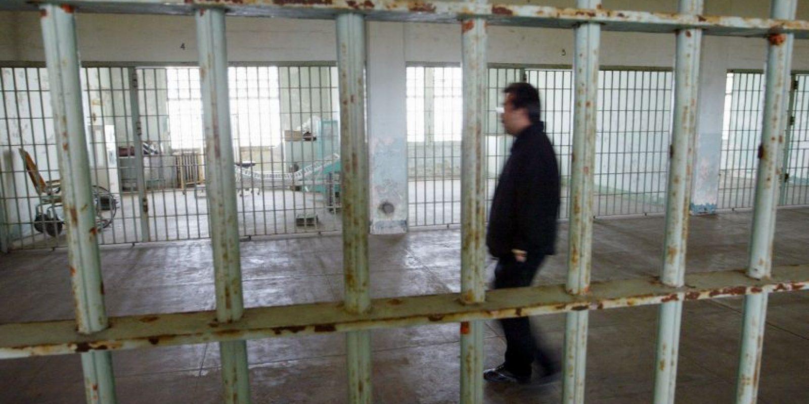 Fue arrestado. Ahora pasará cinco años en la cárcel Foto:Getty Images