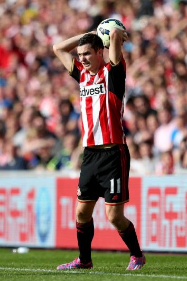 Jonson actualmente milita con el Sunderland. Foto:Getty Images