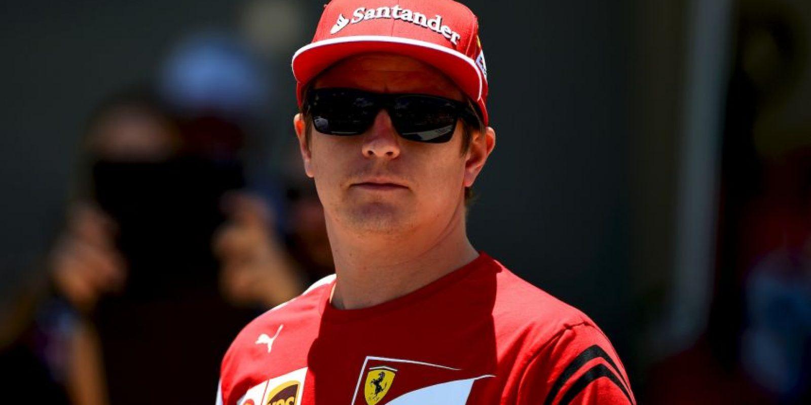 Raikkonen fue el último monarca de Ferrari en 2007 Foto:Getty