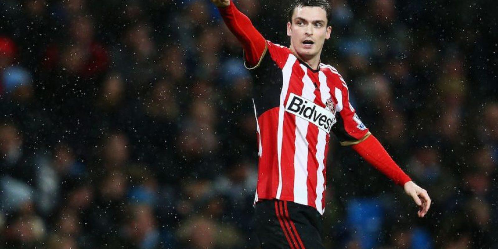 Hasta el momento, con la Selección inglesa ha disputado 12 encuentros y anotado en dos ocasiones. Foto:Getty Images