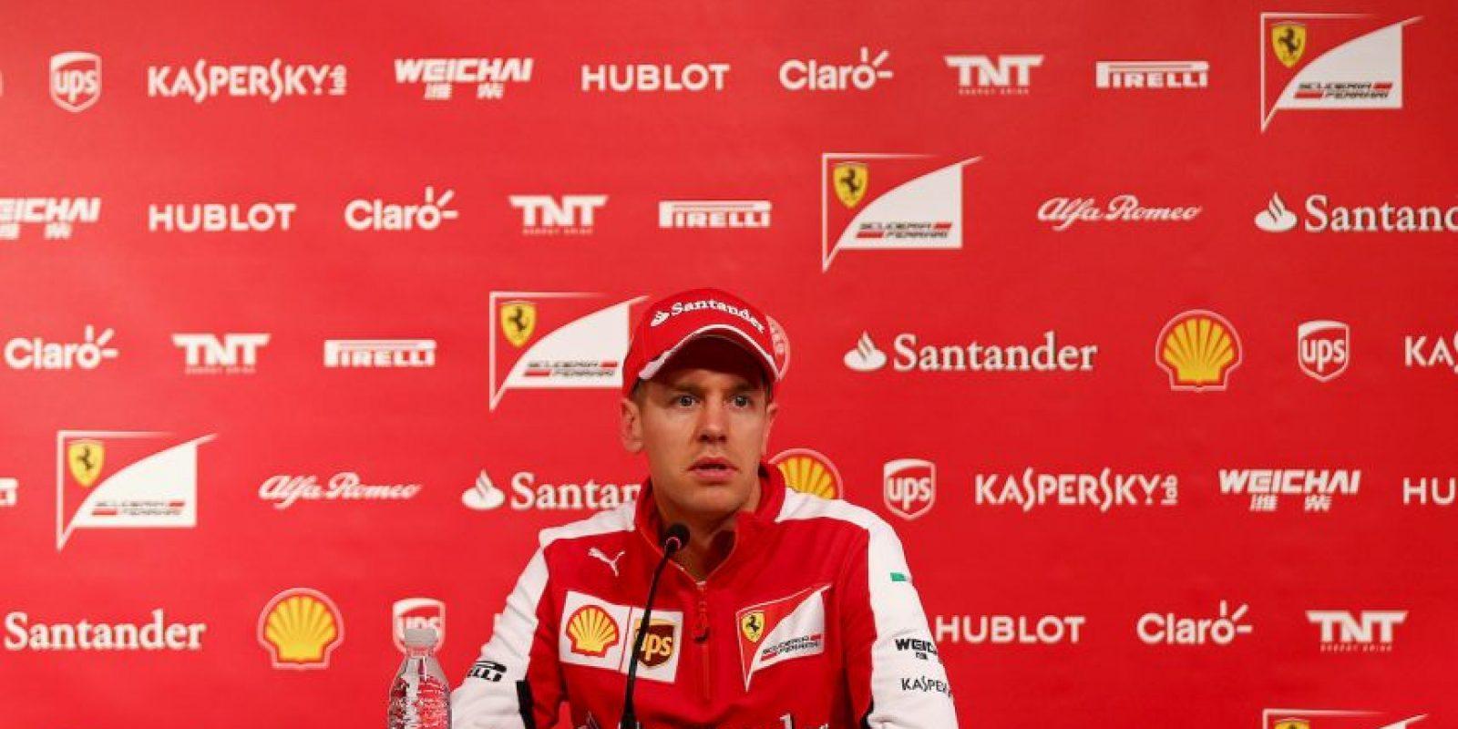 Vettel ha ganado cuatro de las últimas cinco temporadas Foto:Getty