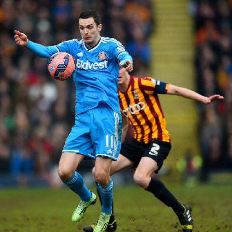 Adam fue suspendido del club mientras continúa la investigación por un escándalo sexual. Foto:Getty Images