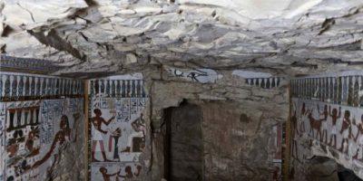 Descubren tumba faraónica del guardián del dios Amón