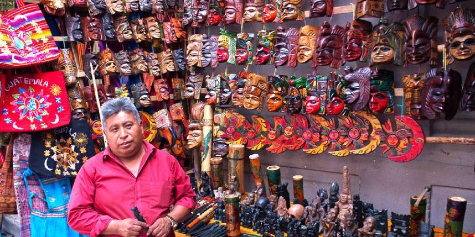 O productos artesanales que quieras comprar como suvenires. Foto:http://www.buzzfeed.com