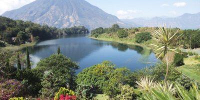 Y la vista del volcán San Pedro te dará ganas de vomitar. Foto:http://www.buzzfeed.com/