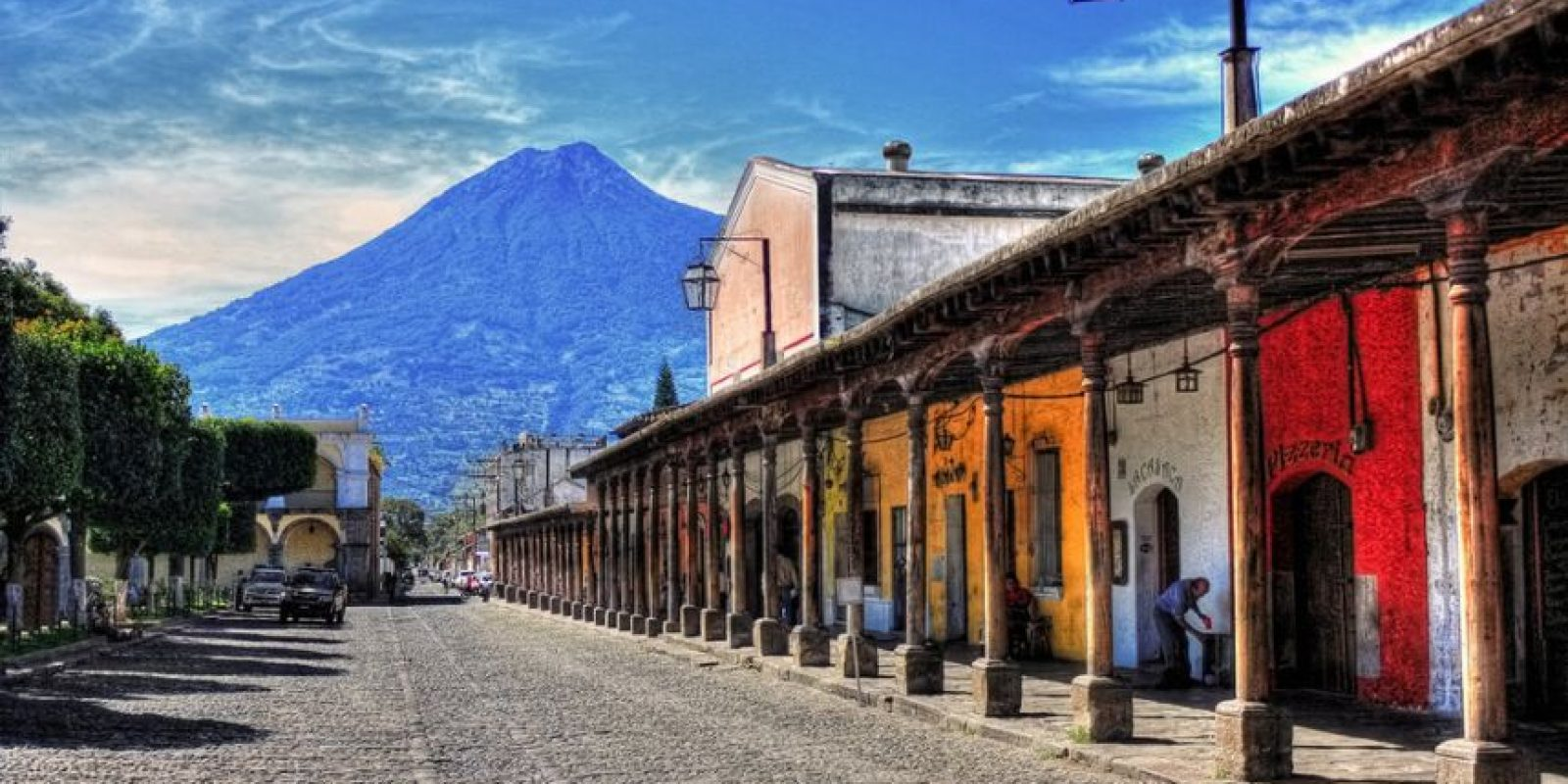 La Antigua no tiene nada de único. Foto:http://www.buzzfeed.com/
