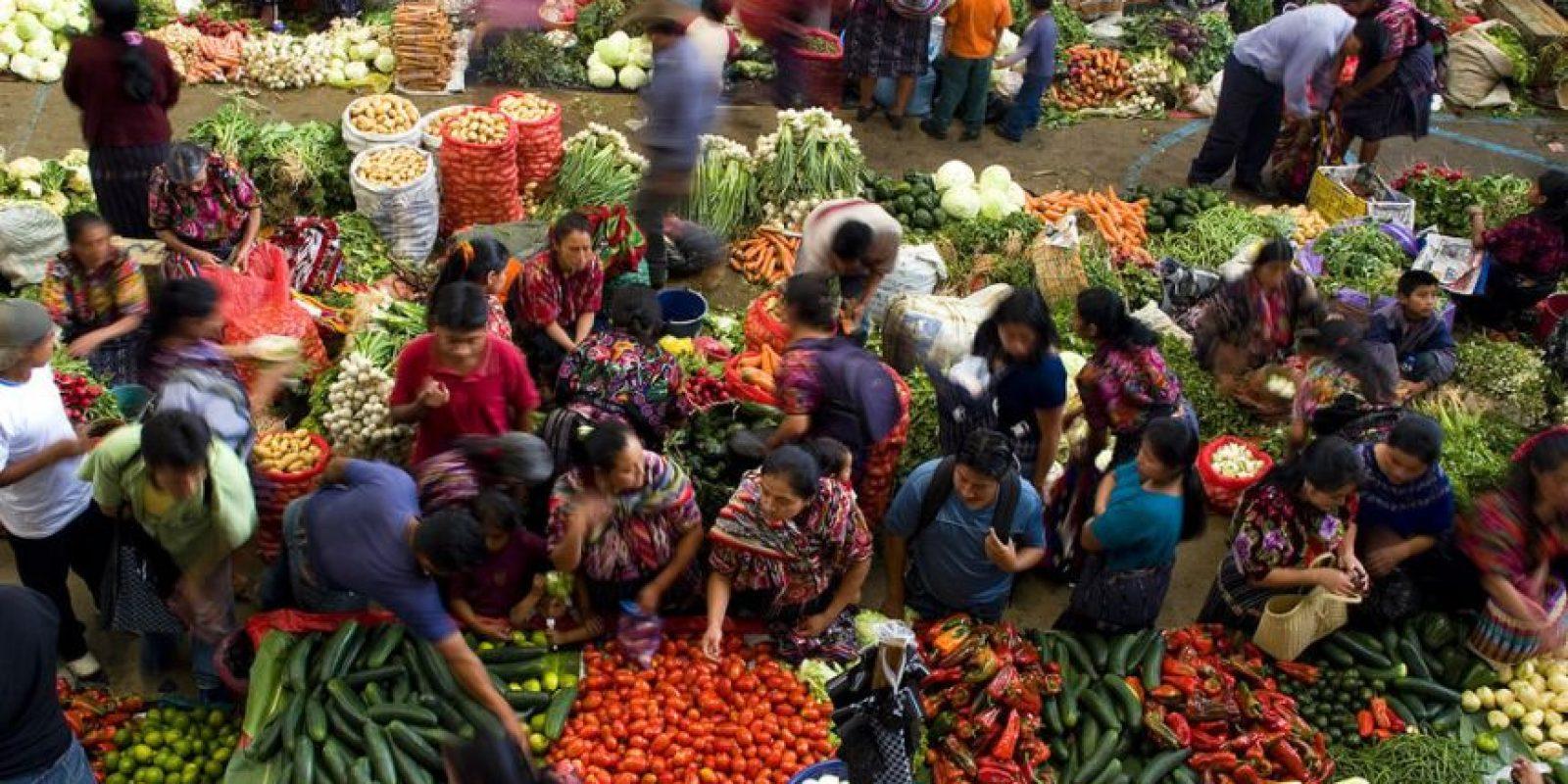En los mercados del país, nunca encontrarás productos frescos. Foto:http://www.buzzfeed.com