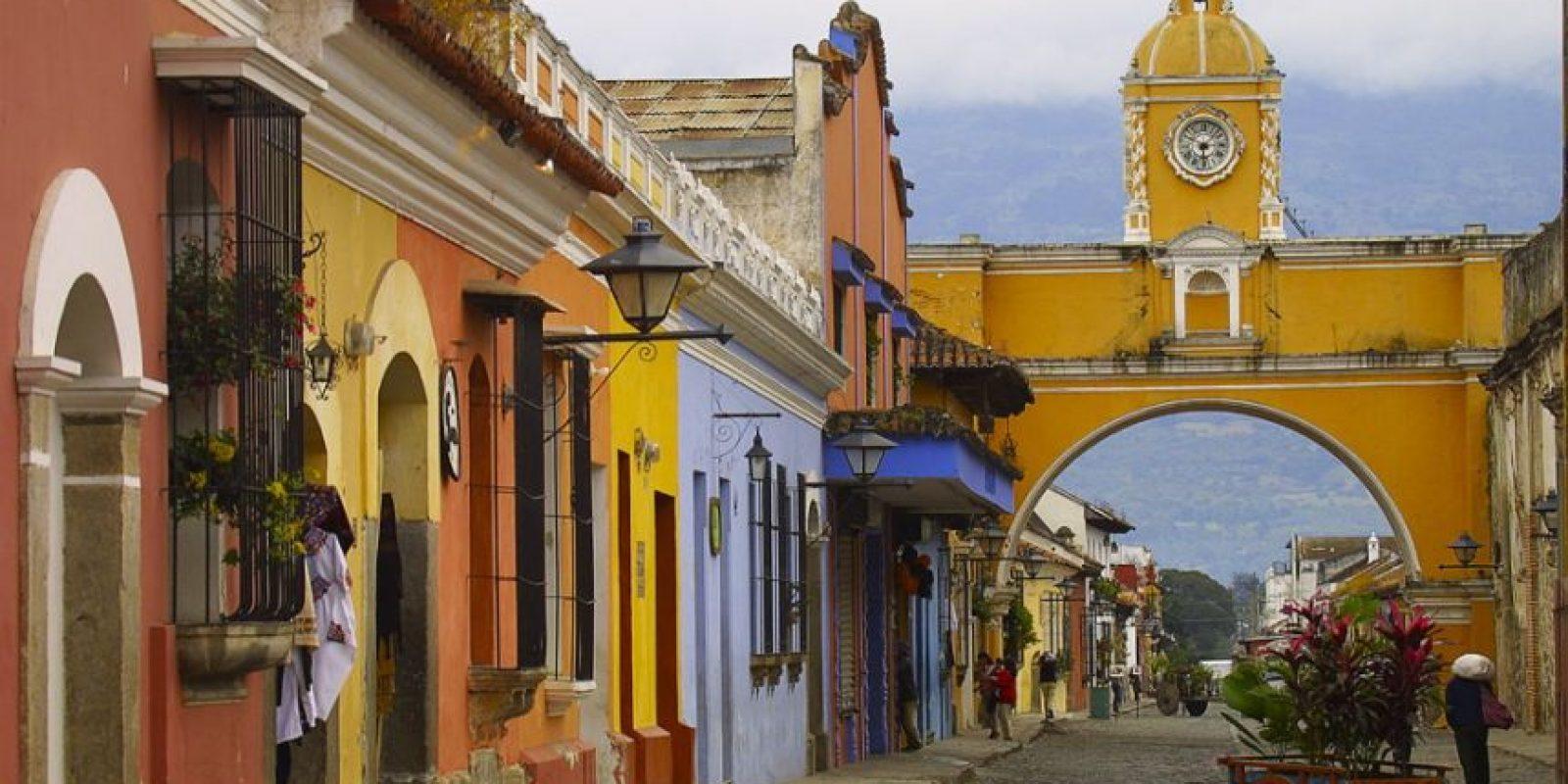 Si arquitectura no es histórica Foto:http://www.buzzfeed.com/