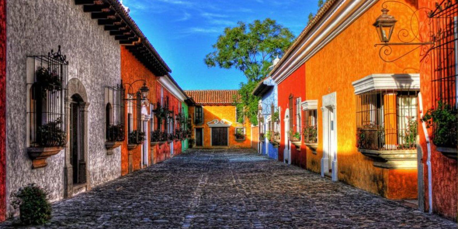 Sus calles coloniales deberían ser actualizadas Foto:http://www.buzzfeed.com/