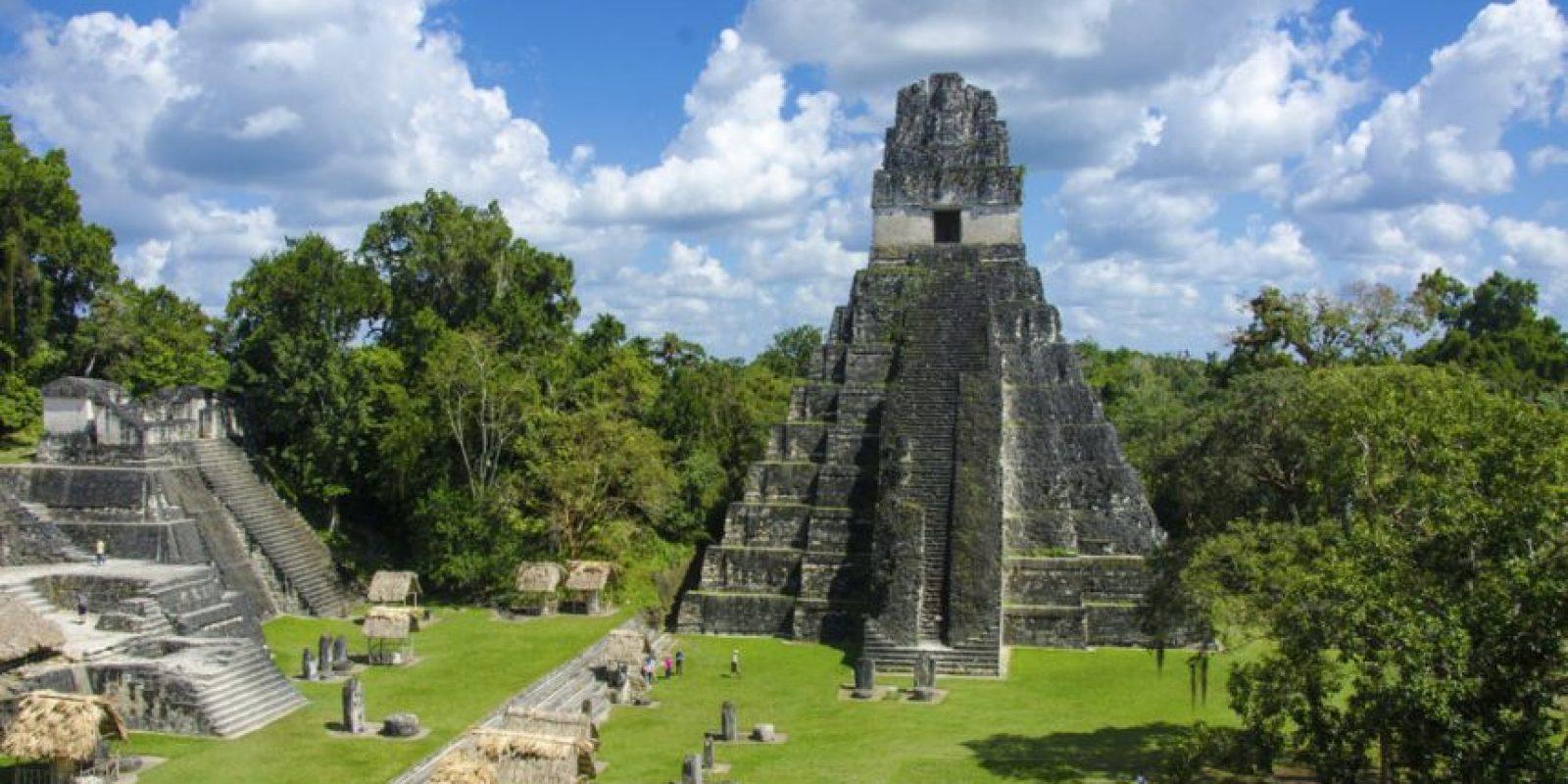 Tampoco se te ocurra ir a Tikal, Petén Foto:http://www.buzzfeed.com
