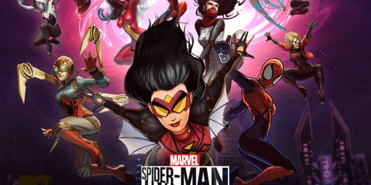 Heroínas serán protagonistas en Marvel Games en el Mes de la Mujer