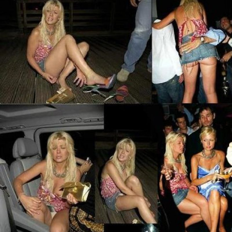Paris Hilton y Tara Reid Foto:Sitio web
