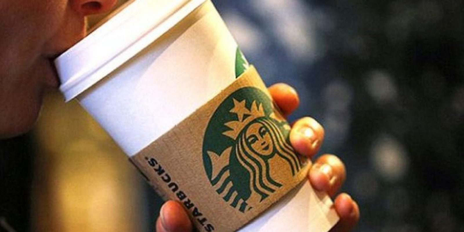 10. Un vaso venti de Starbucks. Mide 17 cms (6 pulgadas). Foto:Tumblr..com/Tagged-starbucks