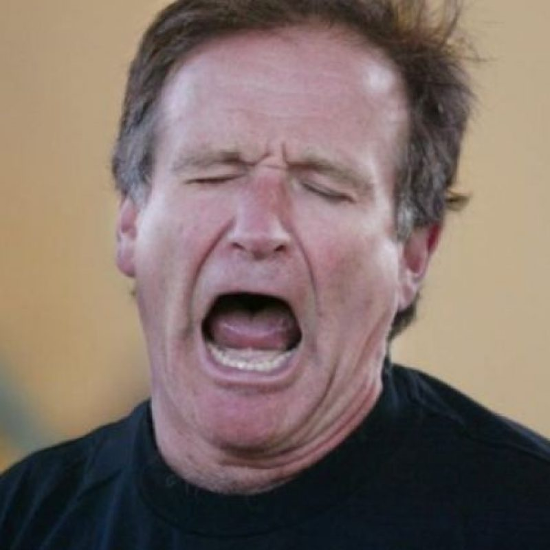 1. Robin Williams. Foto: Getty Images