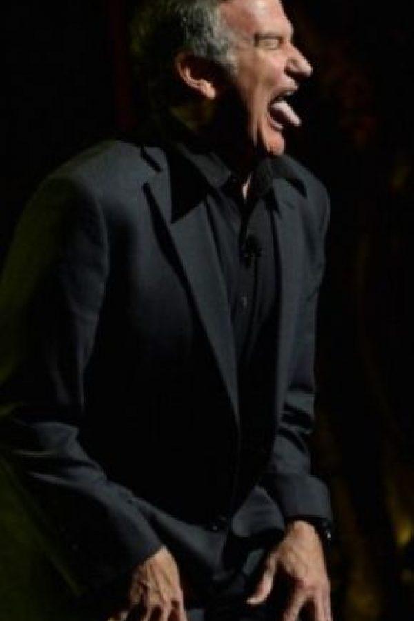 El actor perdió la batalla contra la depresión a los 63 años Foto:Getty Images