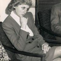 La princesa reveló a la BBC en 1995 detalles de su depresión post-parto, bulimia y heridas en el cuerpo. Foto:Getty Images