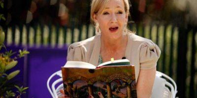 La millonaria escritora, autora de Harry Potter, tuvo pensamientos suicidas después de separarse de su primer esposo Foto:Getty Images