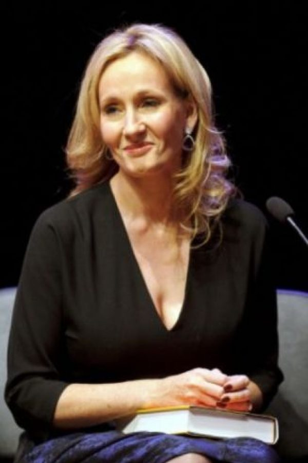 7. J. K. Rowling Foto: Getty Images