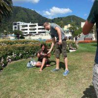 Su nombre es Will Scott Foto:Vía Facebook: Beachcomber-Fun-Cruises
