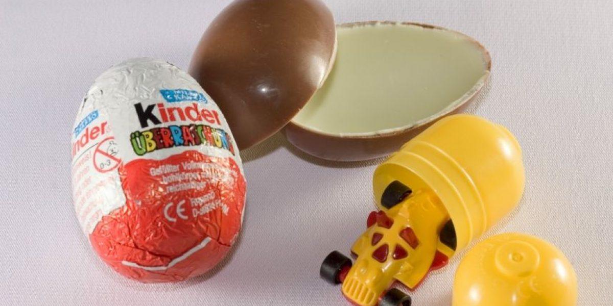 Traficante de droga escondió cocaína dentro de huevos de chocolate
