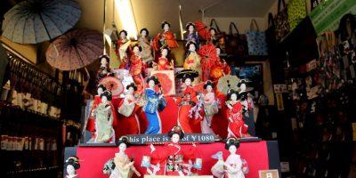 La mayoría son muñecas en miniaturas. Foto:Getty Images