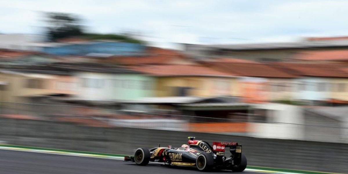 INFOGRAFÍA: Lotus F1 Team, la escudería que busca revancha