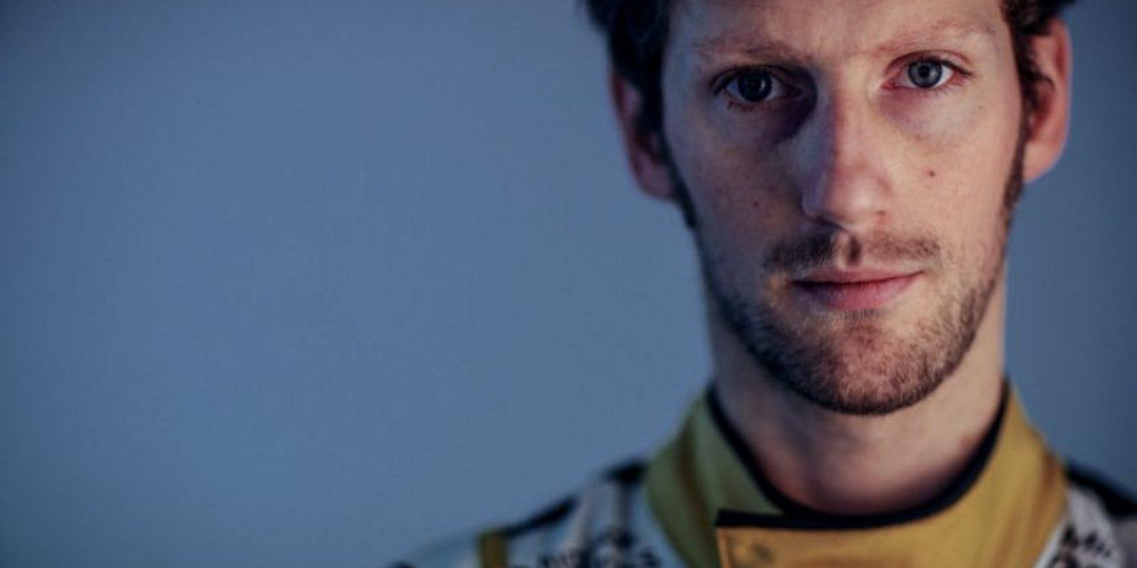 Romain Grosjean Foto:Getty