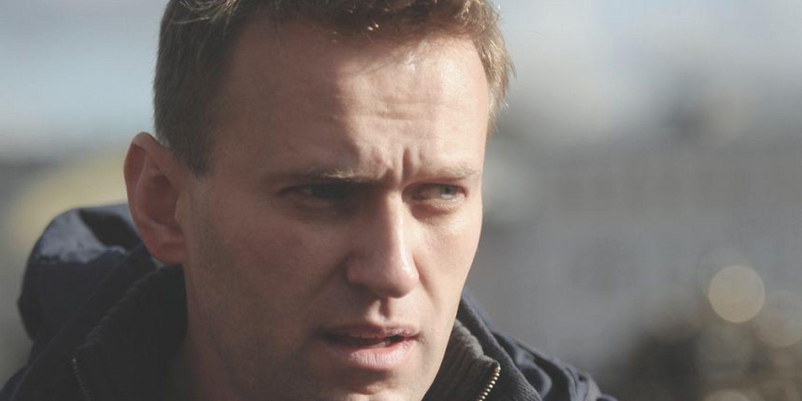 Alexei Navalny. Foto:Cortesía