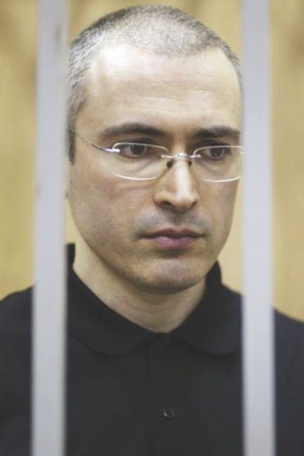 Mikhail Khodorkovsky. Foto:Cortesía
