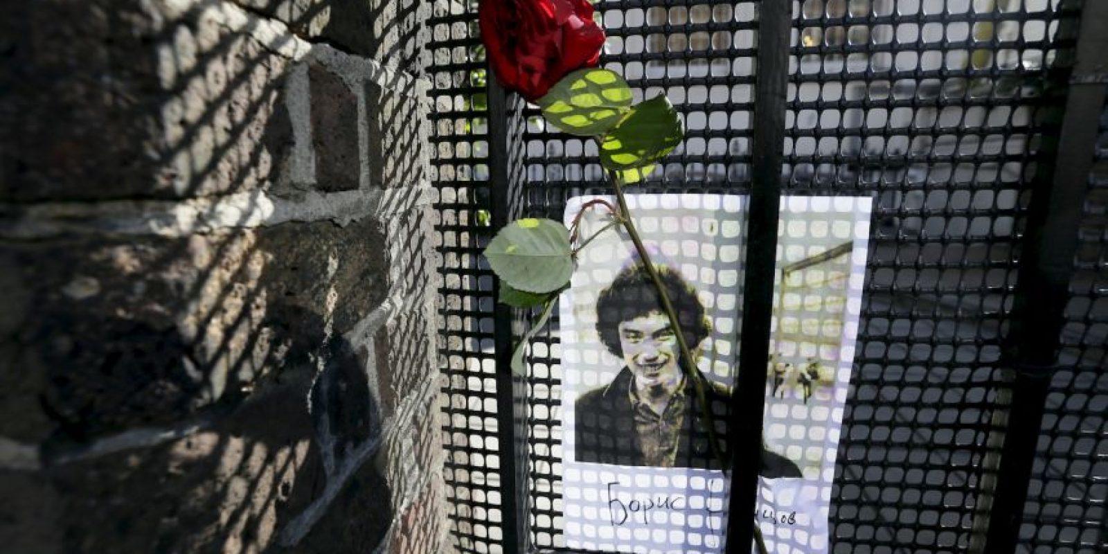 Miles han redido tributo al político. Foto:AP