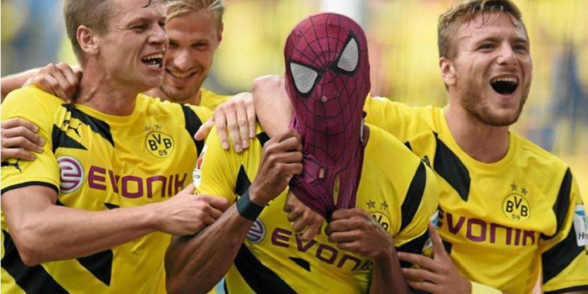 FOTOS. Diez disfraces que han utilizado los futbolistas para festejar