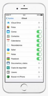 Notificaciones Foto: Apple