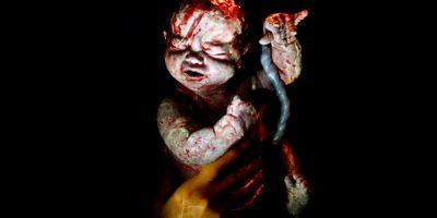 Nacido diciembre 24, 2013 a las 8:49 am 3kg 574 – 9 segundos de vida Foto:Christian Berthelot