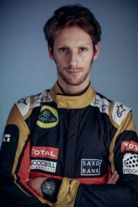 Y de Romain Grosjean Foto:Getty