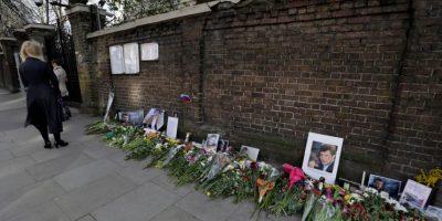 Los homenajes a Nemtsov seguirán Foto:AP