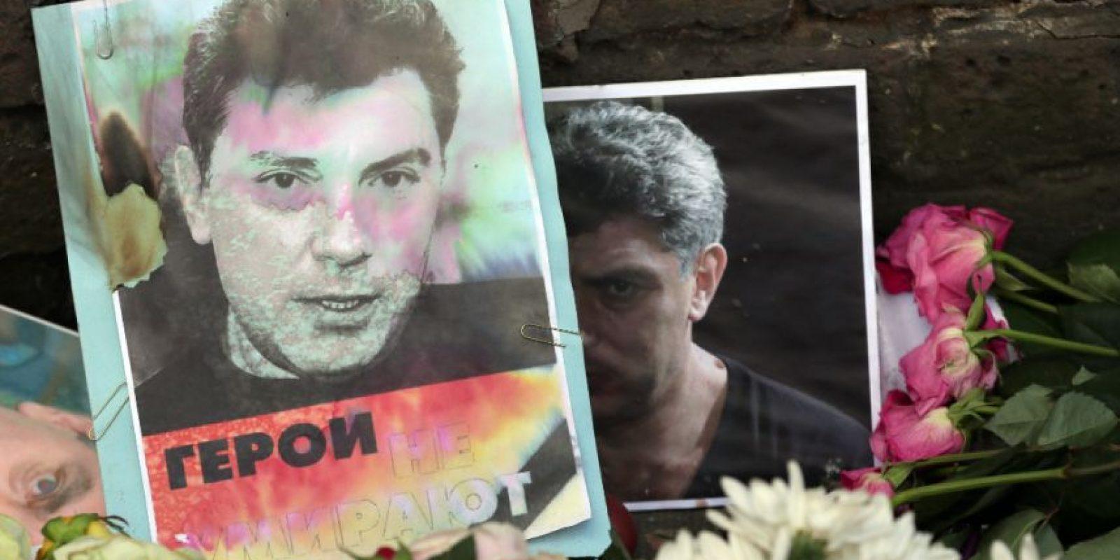 Boris Nemtsov fue un luchador por la democracia. Foto:AP