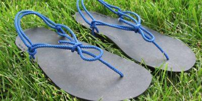 6. Usar zapatos abiertos en un día de primavera y que caiga una tormenta. Foto:Wikimedia