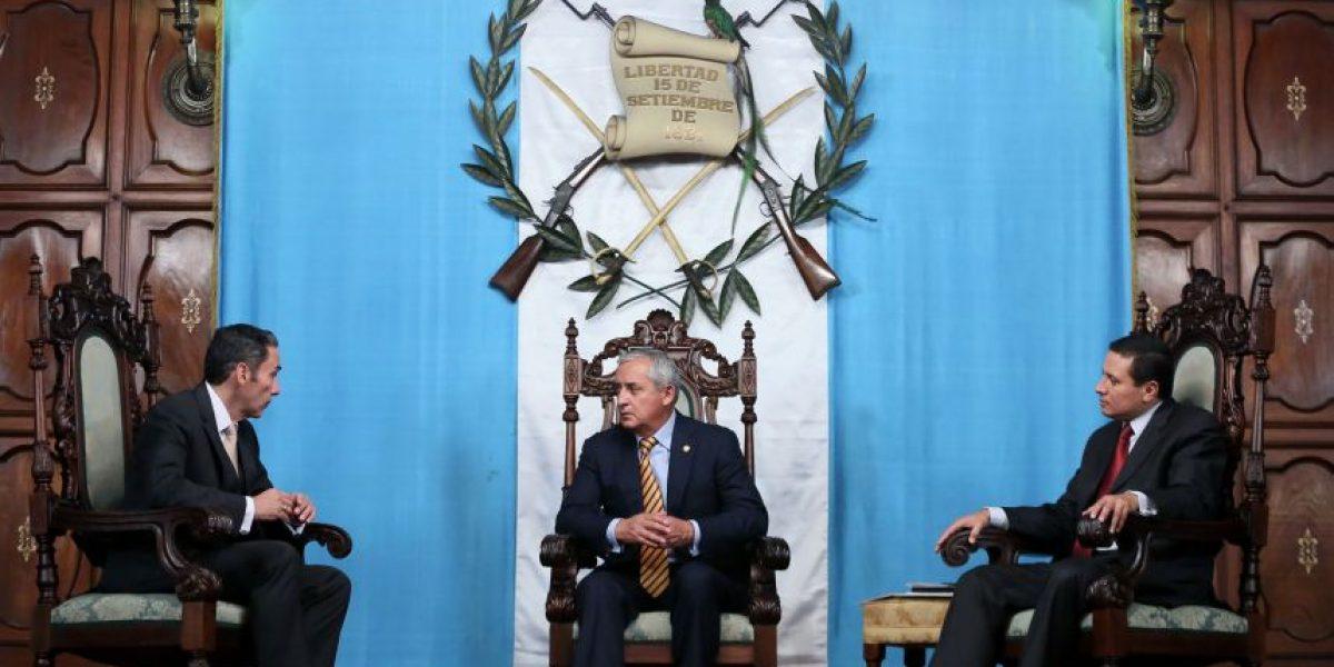 Estos son los cuatro nuevos embajadores en Guatemala