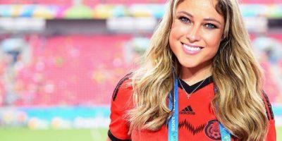 Los rumores sobre una relación entre Vanessa y el futbolista del Madrid crecen. Foto:Publinews