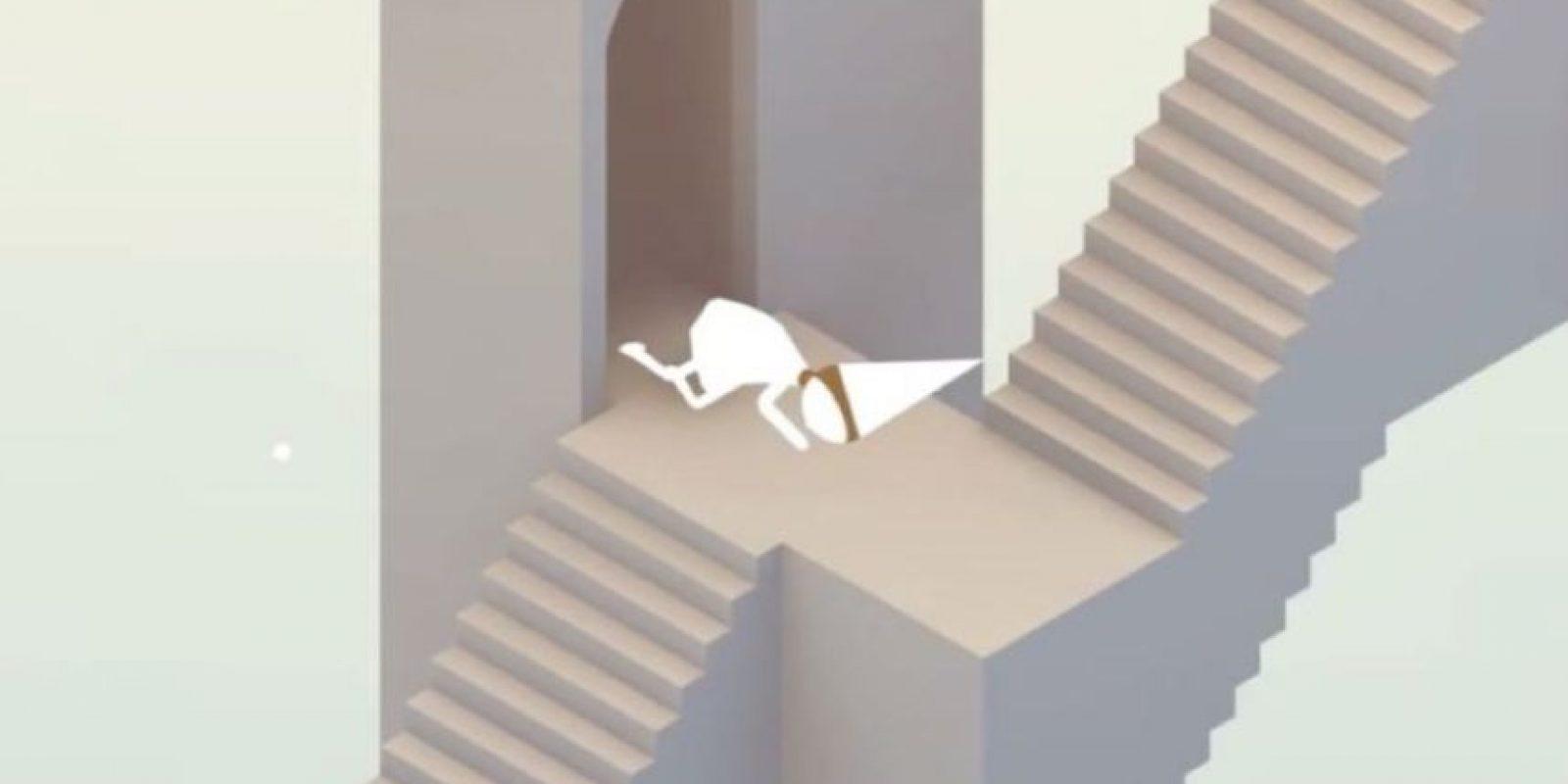 La princesa Ida es la protagonista del juego. Foto:ustwo