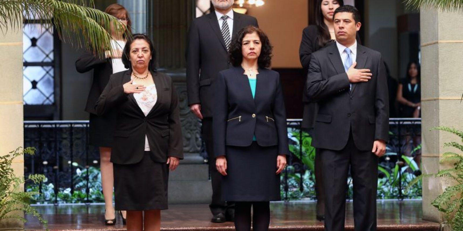 Mabel del Pilar Gómez Oliver es la representante de México