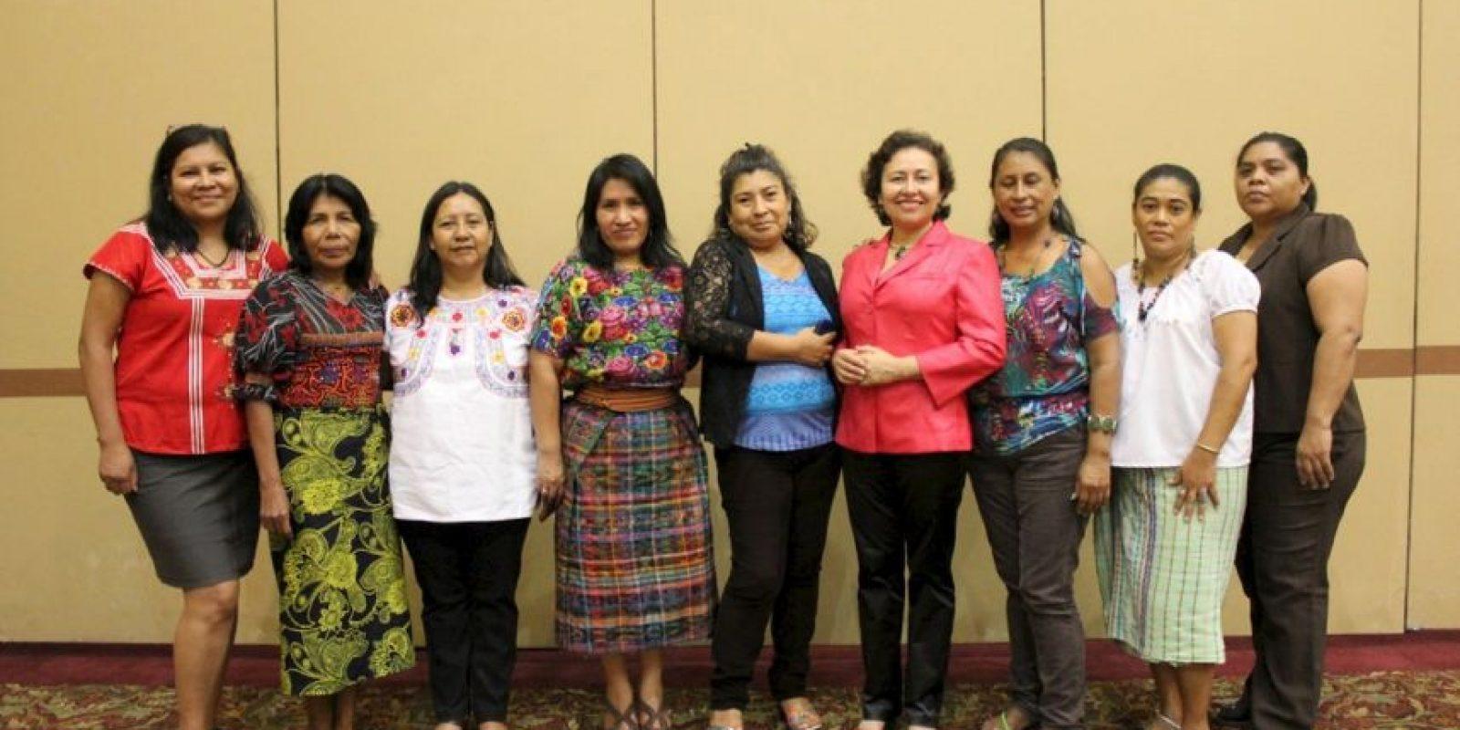 8. Guatemala con 44.8% Foto:Flickr/CIDH Guatemala