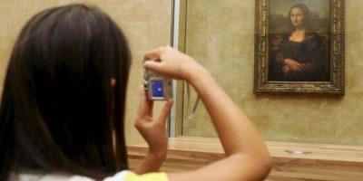 Actualmente se exhibe en el Museo del Louvre de París. Foto:Getty Image